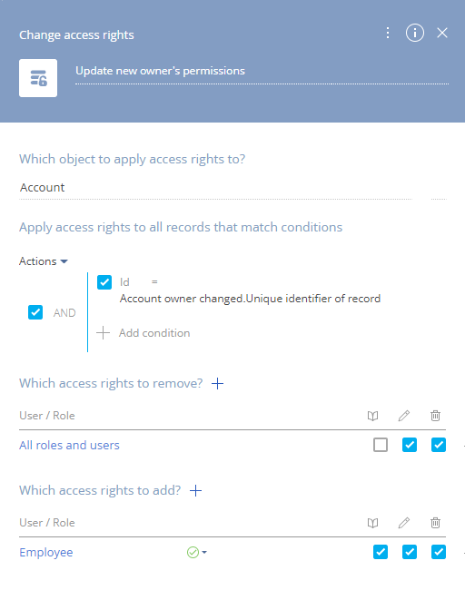 How to manage access permissions | bpm'online academy