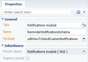 How to create custom reminders and notifications | bpm